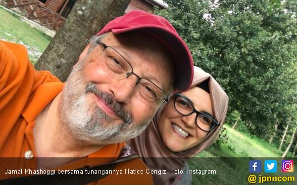 Sumur Larutan Asam Lenyapkan Mayat Khashoggi - JPNN.COM