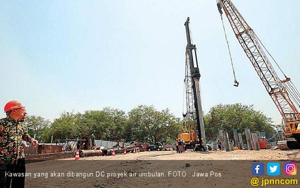 DC Proyek Air Umbulan Dimulai - JPNN.COM