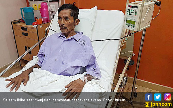Keluarga Ungkap Penyebab Saleem Iklim Meninggal - JPNN.COM