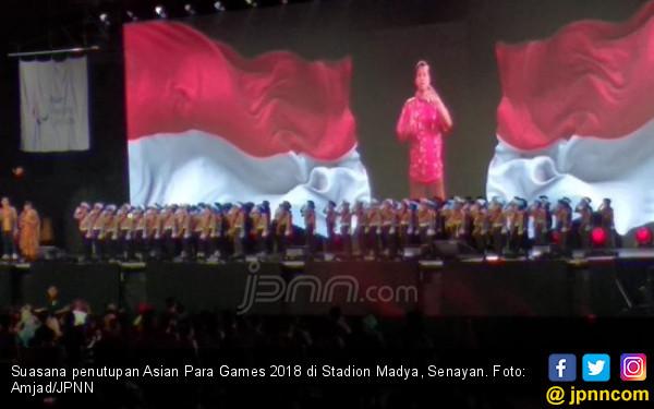 Asian Para Games 2018 Resmi Ditutup dengan Meriah - JPNN.COM