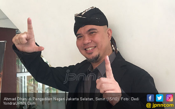Instagram account was answered, here is Ahmad Dhani's explanation - JPNN.COM