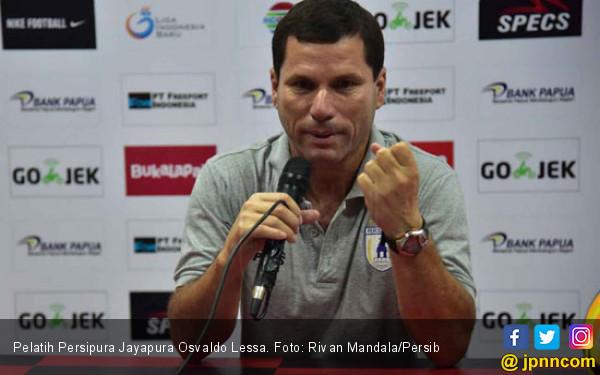 Persipura Jayapura Bercerai dengan Osvaldo Lessa - JPNN.COM