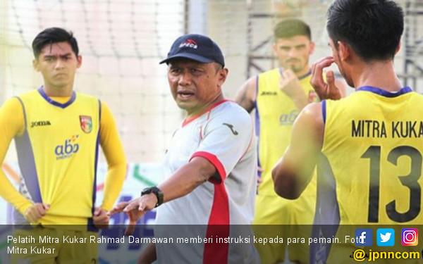 RD: Saat Ini Pemain Mitra Kukar Butuh Motivasi - JPNN.COM
