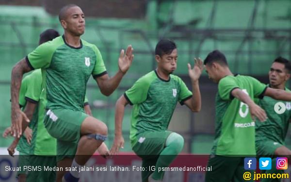 Lawan PSM Makassar, Tiga Pemain Inti PSMS Absen - JPNN.COM