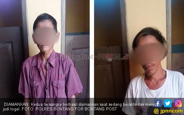 Arsyad dan Lili Ditangkap saat Berbuat Tidak Terpuji - JPNN.COM