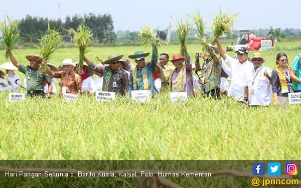HPS Kalsel, FAO Puji Terobosan Baru dari Kementan - JPNN.com