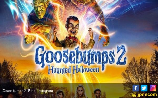 Goosebumps 2: Aman tapi Tak Berkesan - JPNN.COM