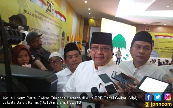 Kader Golkar: Kubu Airlangga Makin Ngawur dan Bikin Malu - JPNN.com
