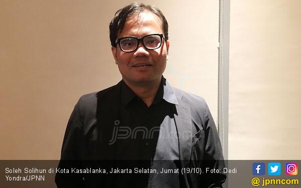 Soleh Solihun Pengin Mirip Rano Karno - JPNN.COM