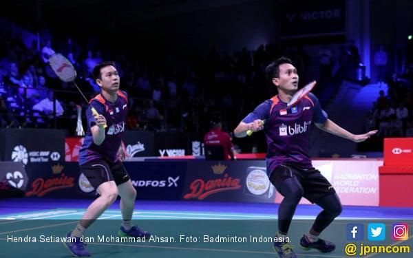 Denmark Open: Ahsan/Hendra & Greysia/Apriyani ke Semifinal - JPNN.COM