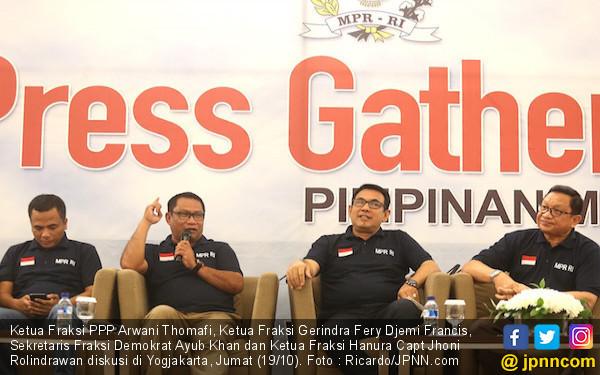 MPR: Waspada Praktik Kecurangan Dalam Pemilu - JPNN.COM