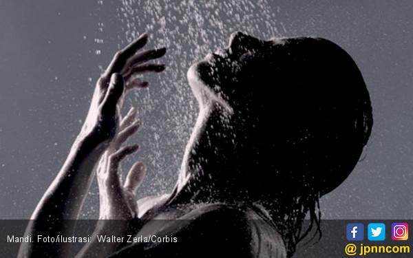 Penderita Cacar Air Tidak Boleh Mandi, Mitos atau Fakta?