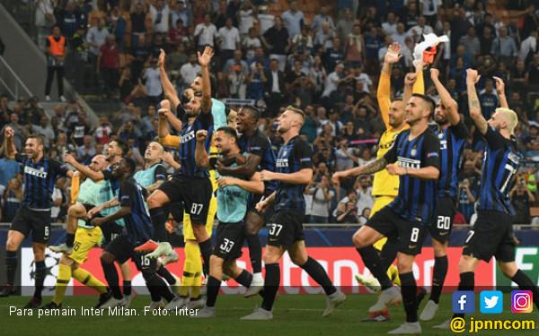 Tiket Ludes, 78 Ribu Suporter Saksikan Inter vs Milan - JPNN.COM