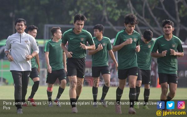 Timnas U19 Indonesia vs Qatar: Bermainlah dengan Sangar!  Olahraga JPNN.com