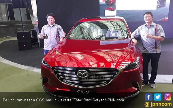 Mazda CX-9 Baru Diklaim Lebih Nyaman, Ini Faktornya - JPNN.COM