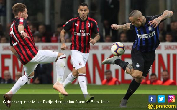 Tidak Disiplin, Bintang Inter Milan Terancam Didepak - JPNN.COM