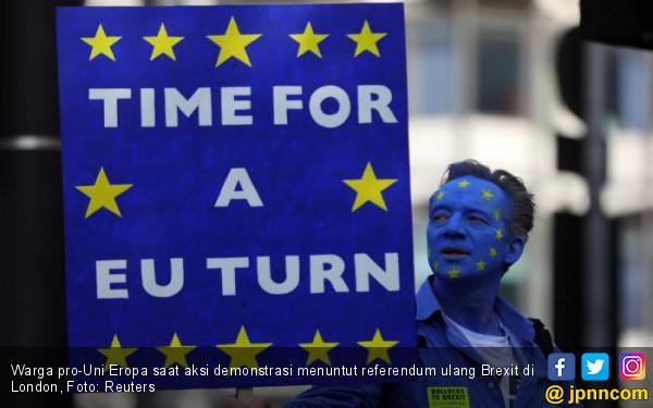 Brexit Kacau, Inggris di Ambang Malapetaka - JPNN.COM