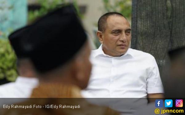 Bandar Pernah Iming-imingi Edy Rahmayadi Rp 1,5 Triliun - JPNN.COM