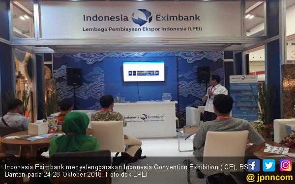 UKM Binaan LPEI Lebih Pede Memasuki Pasar Global - JPNN.COM