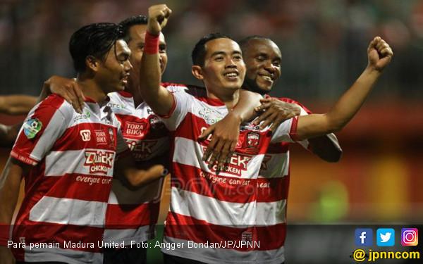 Madura United vs Bhayangkara FC: Tuan Rumah Sedang Payah! - JPNN.COM
