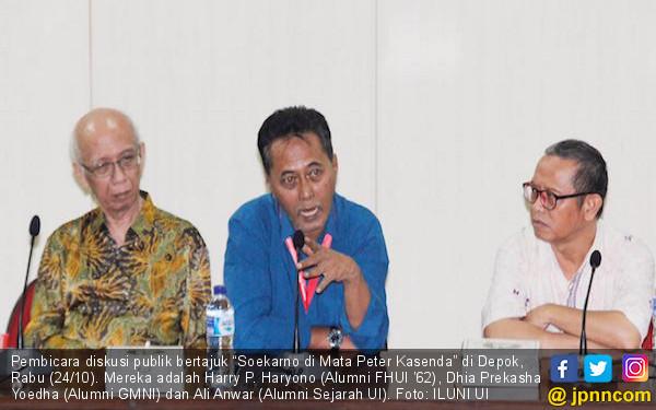 Iluni UI: Indonesia Butuh Pemimpin yang Mempersatukan - JPNN.COM