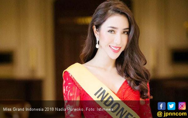 Nadia Purwoko Optimistis Raih Gelar Miss Grand International - JPNN.com