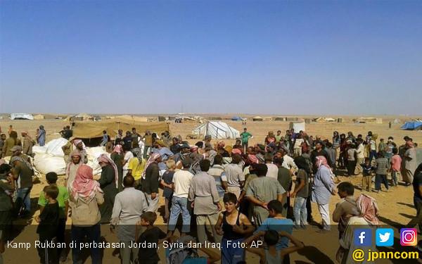 Anak-Anak Iraq Disiksa dan Dipaksa Mengaku Anggota ISIS - JPNN.COM