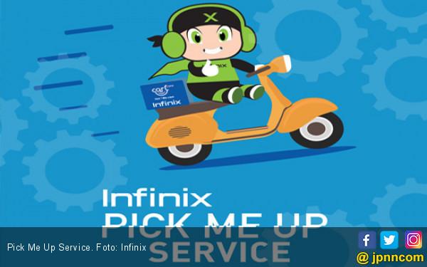 Infinix Hadirkan Pick Me Up untuk Permudah Perbaikan - JPNN.COM