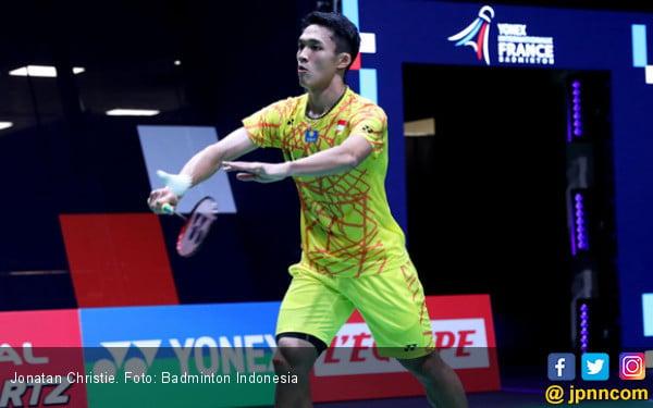 Jojo dan Ginting Bisa Ketemu di 16 Besar Fuzhou China Open - JPNN.COM