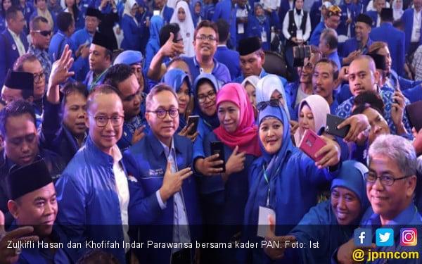 Kampanye Turun Langsung Sapa Warga, PAN Optimistis Menang - JPNN.COM