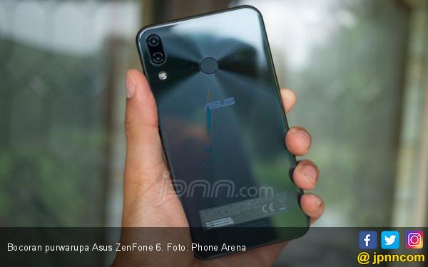 Godaan Smartphone Anyar Asus untuk Tahun Depan - JPNN.COM