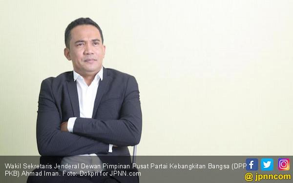 Ahmad Iman Optimistis PKB Raih Kursi DPR di DKI Jakarta - JPNN.COM