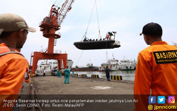 Hari Ini Dua Jenazah Lion Air JT 610 Teridentifikasi - JPNN.COM