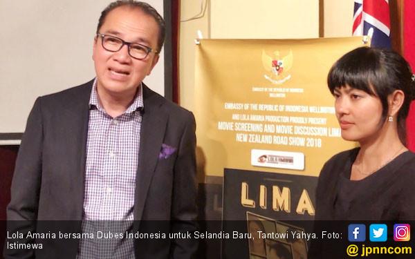 Lola Amaria Boyong Film Lima ke Selandia Baru - JPNN.COM