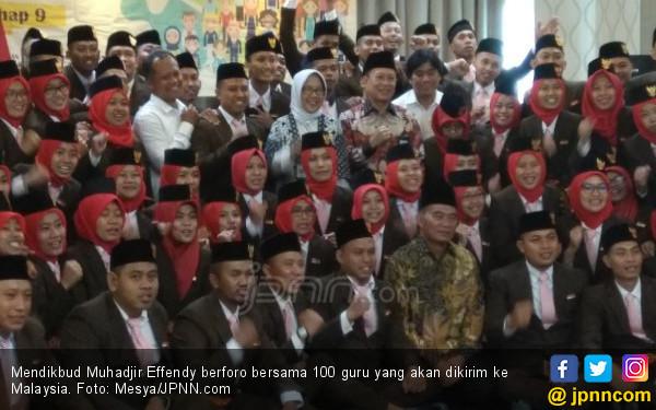 Kemendikbud Dorong TKI di Malaysia Sekolahkan Anak-anaknya - JPNN.COM