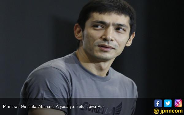 Abimana Workout Lima Bulan demi Gundala, Begini Hasilnya - JPNN.COM