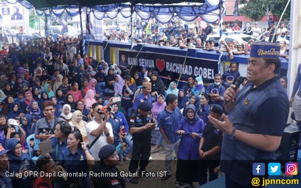 Rachmad Gobel Diklaim Menjadi Milik Semua Rakyat Gorontalo - JPNN.COM