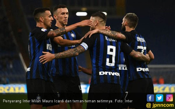 Kabar Teranyar soal Kontrak Baru Kapten Inter Milan - JPNN.COM