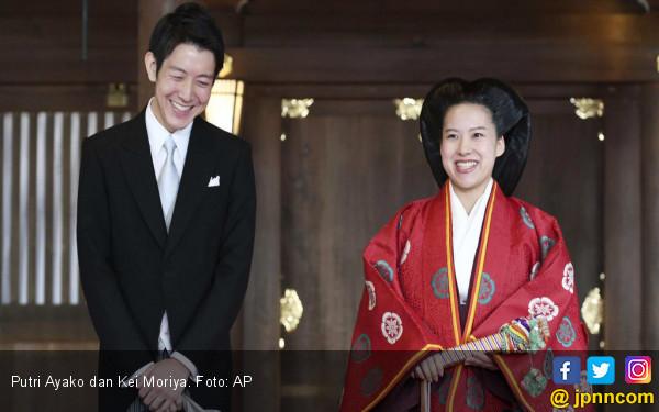 Kisah Cinta Putri Jepang dan Pegawai Ekspedisi - JPNN.COM
