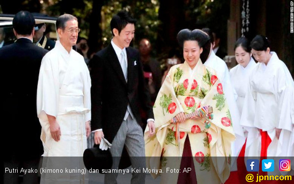 Putri Ayako Relakan Takhta demi Cinta - JPNN.COM