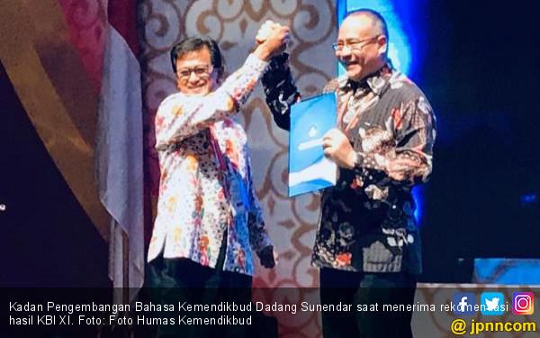 Inilah Rekomendasi Kongres Bahasa Indonesia XI - JPNN.COM