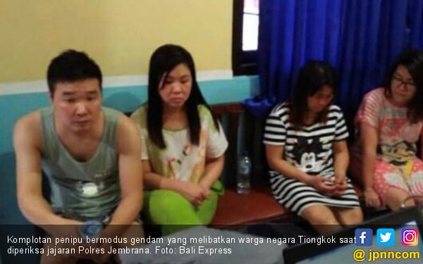 Waspada, WN Tiongkok Terlibat Sindikat Gendam di Bali - JPNN.COM