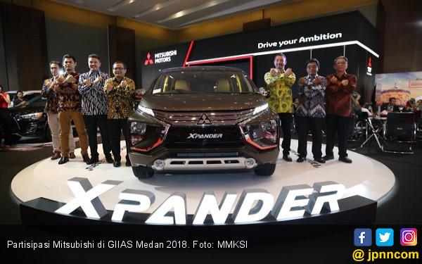 Ikhtiar Mitsubishi Garap Pasar Medan - JPNN.com