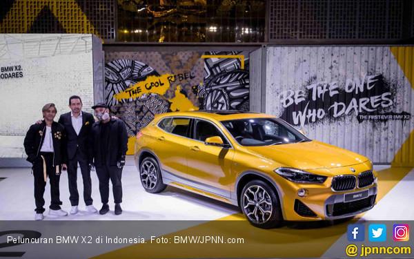 BMW X2 Gabungkan Karakter SUV dan Coupe - JPNN.COM