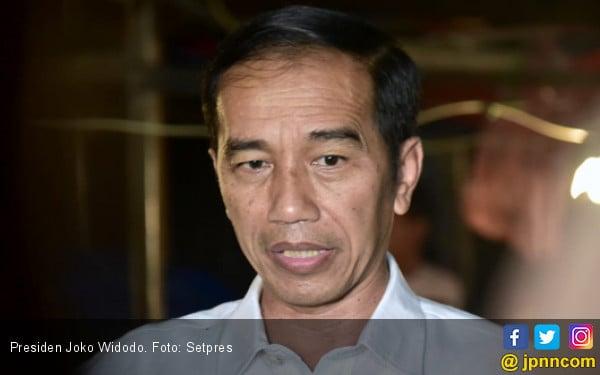 Jokowi Minta Kader Hanura Gerak Door to Door Agar Berhasil - JPNN.COM