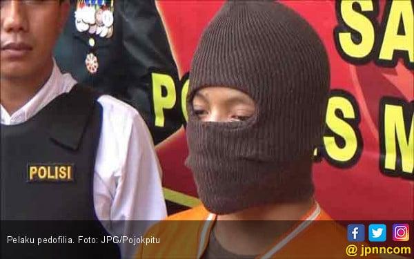 Tukang Las Listrik Pedofil, Berburu Anak-anak di Kampung - JPNN.COM