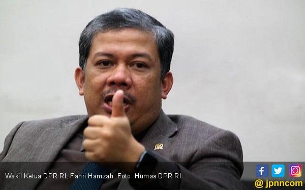 Fahri Hamzah Bikin Polling, Fadli Zon Mungkin Terk