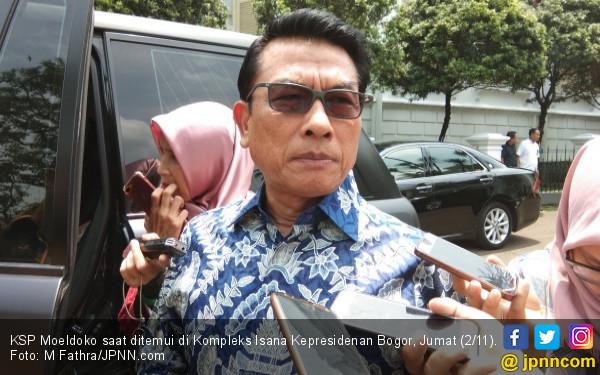Pimpinan Honorer K2 Tolak PPPK, Ini Respons Moeldoko - JPNN.COM