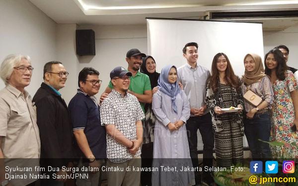 Film Dua Surga dalam Cintaku, Cerita Lain Tentang Poligami - JPNN.COM