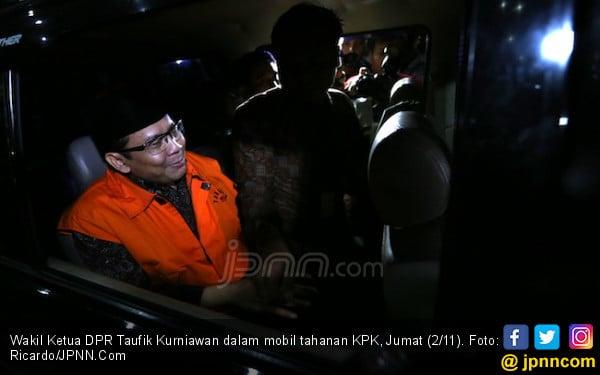 Jumat Keramat KPK untuk Taufik Kurniawan - JPNN.com